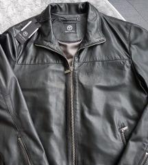 Carlo Colucci kozna jakna ORIGINAL!