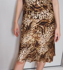 Mona haljina sa animal printom