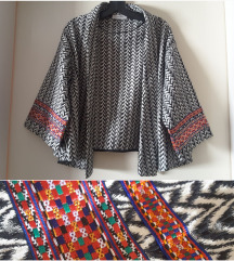 %%5.000-Zara W&B Collection jakna, original