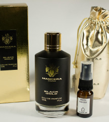 Mancera Black Gold - Dekant 5/10ml