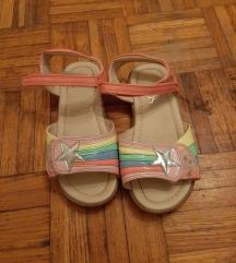 Sandalice za devojcicu razmena