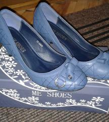 Plave cipele prelepe! SNIZENO!