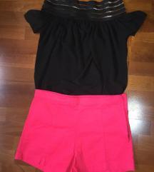 Komplet duboki šorc i majica za 900 dinara ♥