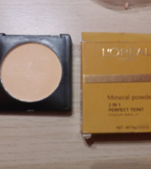 Loreal, mineral powder 2 in 1