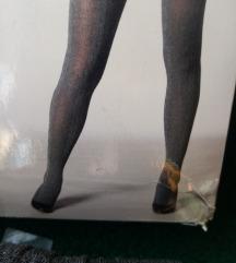 Italijanske hulahop čarape ,vel.4