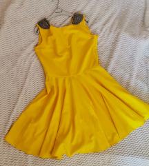 Zuta haljina