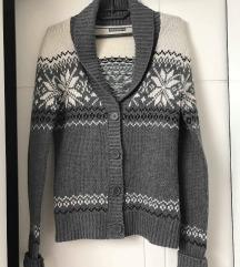 Zimski džemper teranova