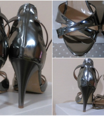 metalik sandale - NOVO!