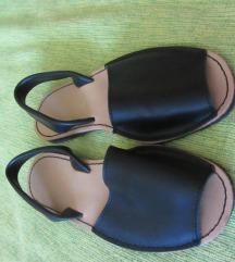 Spanske  kozne sandale 37