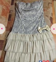 Svecana haljina snizena na 700 dinara