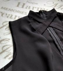 SELECT crna elegantna bluza