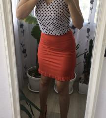 Komplet suknja i majica sniženje 499