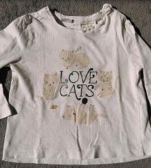 Kao nova Zara majica 80