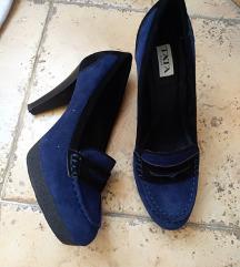 Kožne italijanske cipele br 38 NOVO