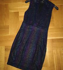 Sljokicasta KOTON haljina S