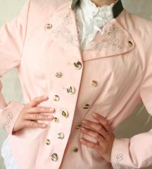 Roze vintidz blejzer