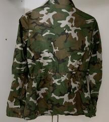 Military jakna nova
