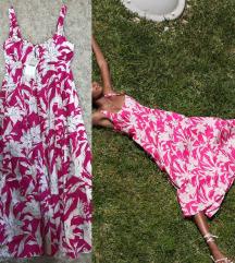 Zarina haljina od popelina- NOVO SA ET