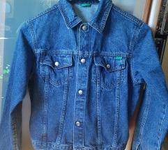 Beneton teksas jakna