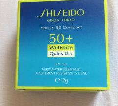 NOVO Shiseido Sports BB compact spf 50+