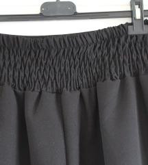 Suknja dugacka crna s/m Novo