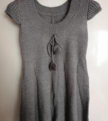 *SALE* Vunena džemper tunika/haljina, veličina S