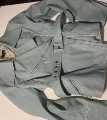 Bruno Magli kozna jakna nova