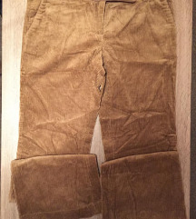 Plišane pantalone Zara - debele zimske