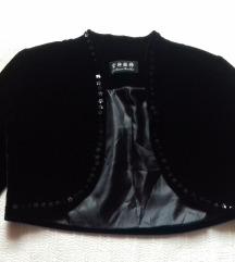 Plišana kratka jakna  S/M