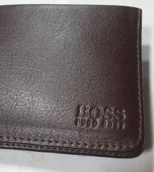 HUGO BOSS braon novčanik
