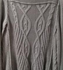 Maslinasti džemper 38