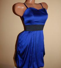 Plava H&M haljina
