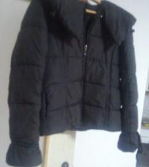 Crna zimska jakna-rasprodaja%%%