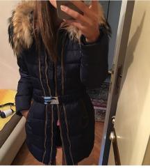 Perjana jakna sa krznom