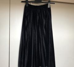 Plisana plisirana suknja