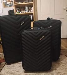 Set 3 kofera - veliki, srednji mali