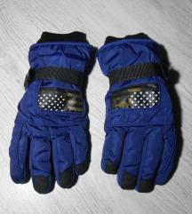 Skoro nove ski rukavice za dečake 12-13 god.