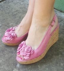 N' SAND Španske kozne sandale platforme NOVE