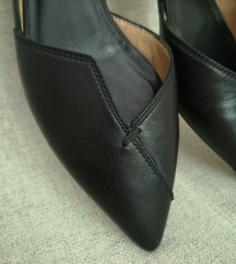 🍓 [SNIŽENO/NOVO] Shoestar kožne baletanke / 36