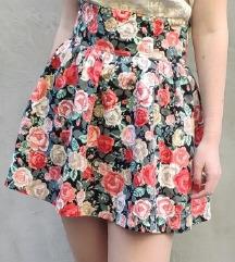 H&M suknja S NOVA