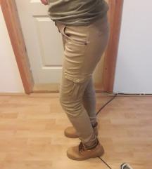 Trn cargo skinny pantalone