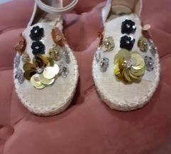 Espadrile-sandale NOVO