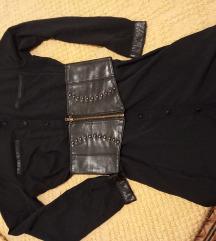 Košulja haljina + pojas
