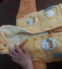 zimsko odelce za bebu