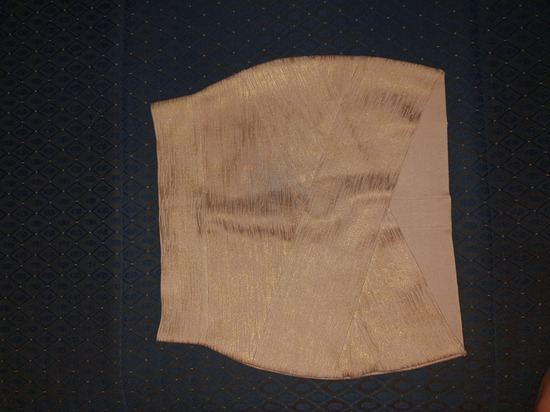 Herve Leger suknja M
