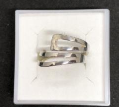Srebrni prsten 925 SNIZEN(2000din) NOVO!