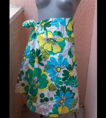 NOVA Floral retro suknja Mango