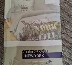 Nova emmezeta posteljina za bracni krevet
