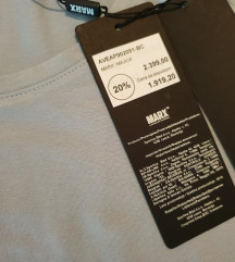 NOVA Marx majica sa etiketom