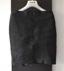 Bandage crna suknja